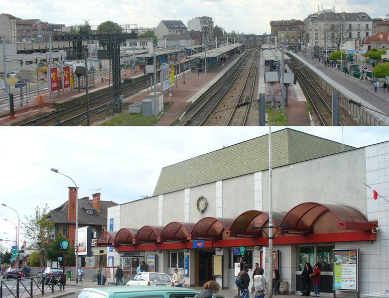 Gare dAulnaysousBois  Horaires en gare daulnaysousbois ~ Caf Aulnay Sous Bois Horaire
