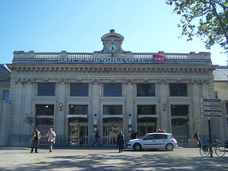 Gare d 39 avignon centre horaires en gare d 39 avignon centre for Code postal avignon