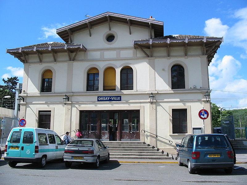 Gare d 39 orsay ville horaires en gare d 39 orsay ville for Piscine orsay