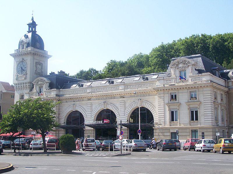 Gare de bayonne horaires en gare de bayonne - Horaire piscine bayonne ...