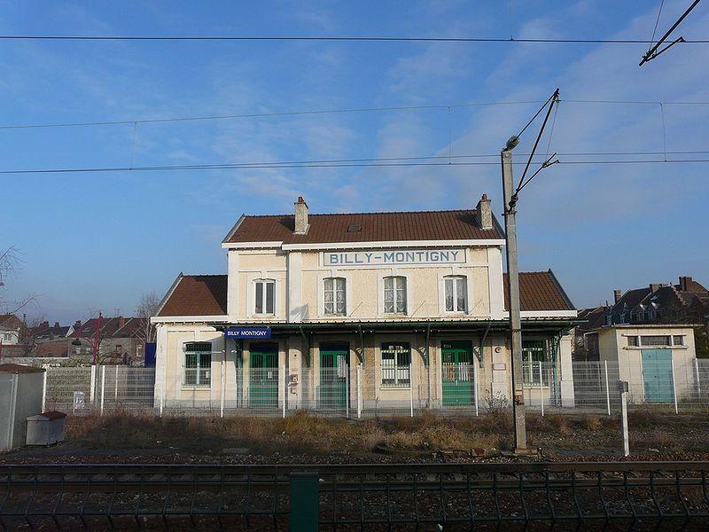 Gare de billy montigny horaires en gare de billy montigny - Horaire piscine montigny ...