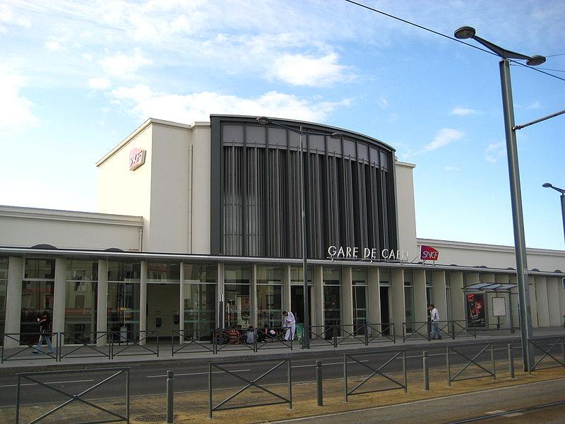 Gare de caen horaires en gare de caen - Horaire piscine caen ...