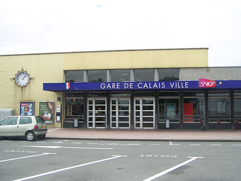 Gare de calais ville horaires en gare de calais ville - Horaire piscine iceo calais ...