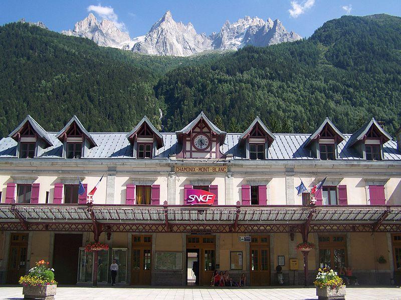 Gare de chamonix mont blanc horaires en gare de chamonix - Horaire piscine chamonix ...