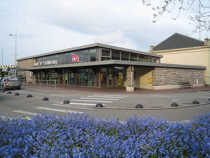 Gare De Cherbourg Horaires En Gare De Cherbourg