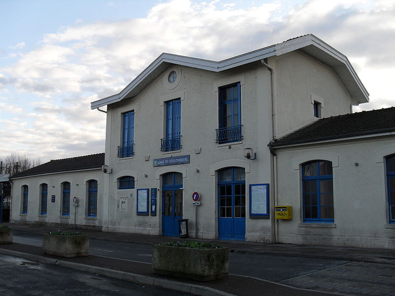 Gare de coulommiers horaires en gare de coulommiers for Coulommiers code postal