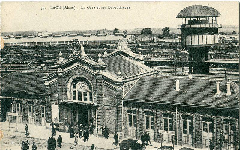 Gare de laon horaires en gare de laon for Horaire piscine laon