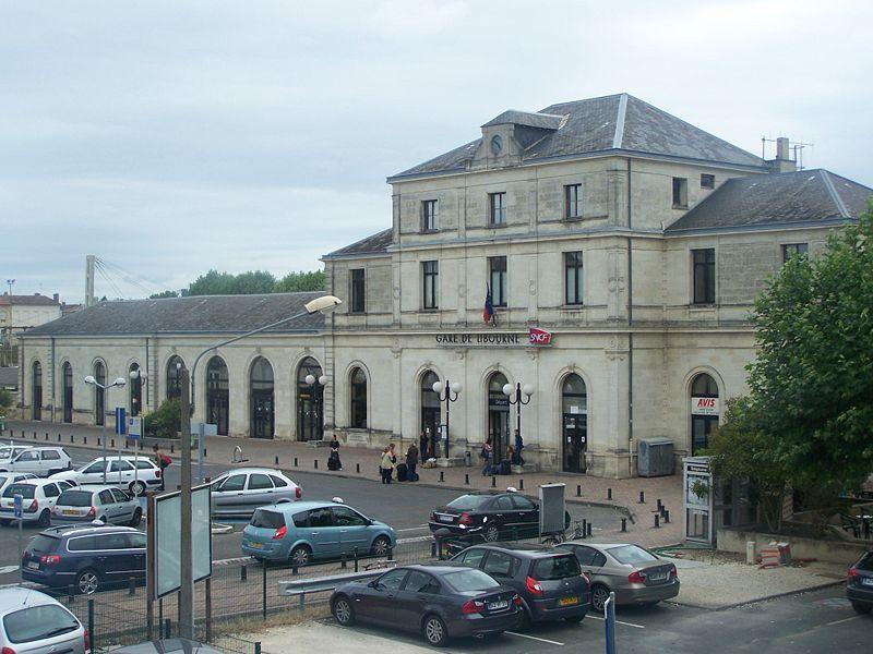 Gare de libourne horaires en gare de libourne - Horaire piscine libourne ...