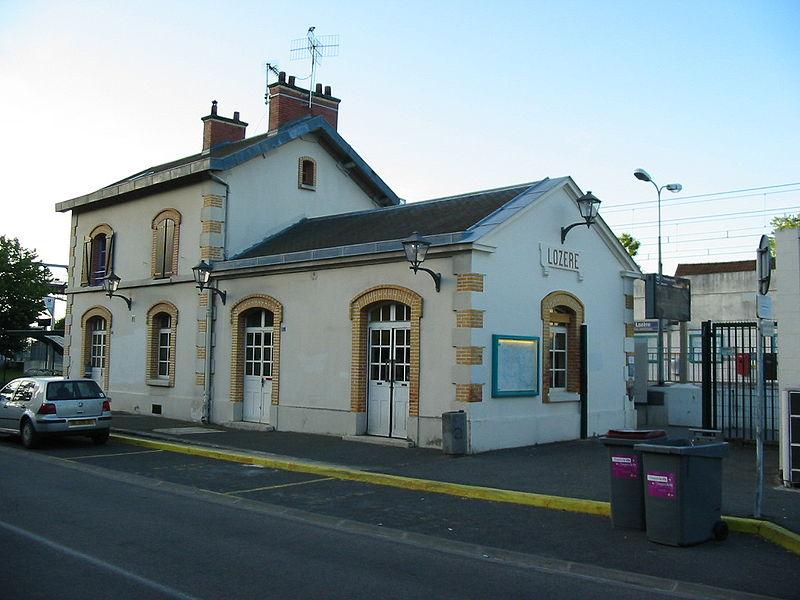 Gare de loz re horaires en gare de loz re for Palaiseau code postal