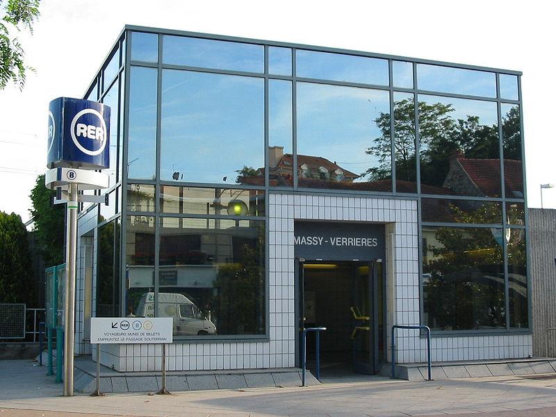 Gare de massy verri res horaires en gare de massy verri res - Code postal massy ...