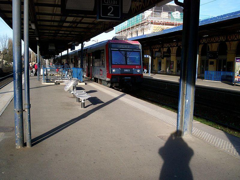 Gare de meaux horaires en gare de meaux - Horaire m1 meaux ...