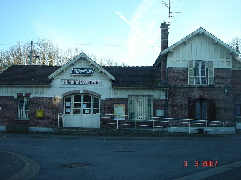 Gare de montigny en ostrevent horaires en gare de - Horaire piscine montigny ...