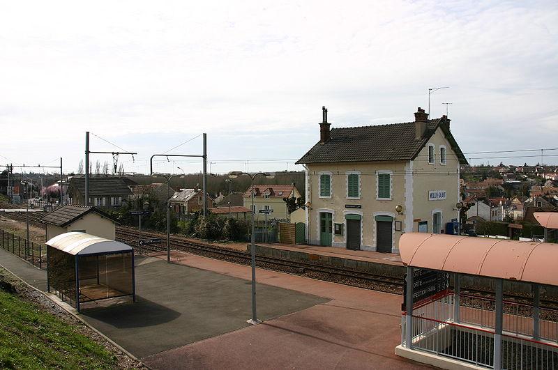 Gare de moulin galant horaires en gare de moulin galant for Horaire piscine corbeil