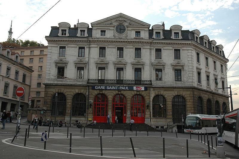 gare de PAU