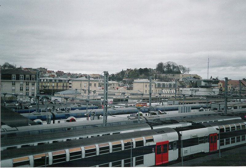 Gare de pontoise horaires en gare de pontoise - Horaires piscine pontoise ...
