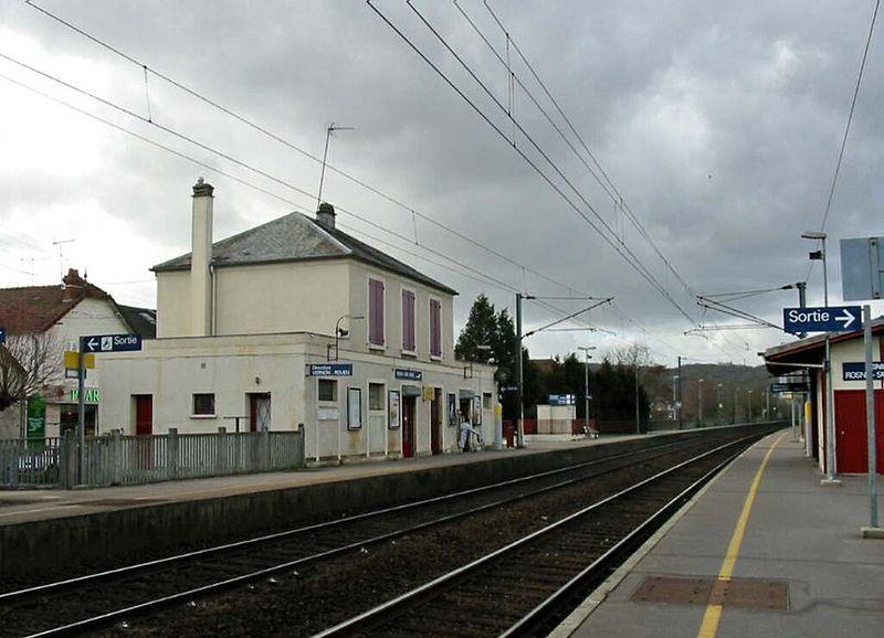 Gare de rosny sur seine horaires en gare de rosny sur seine - Piscine de rosny ...