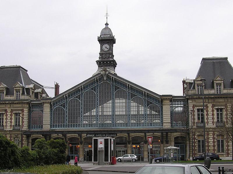 Gare de roubaix horaires en gare de roubaix - Adresse usine de roubaix ...