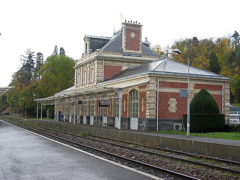 Gare de royat chamali res horaires en gare de royat - Horaires piscine chamalieres ...