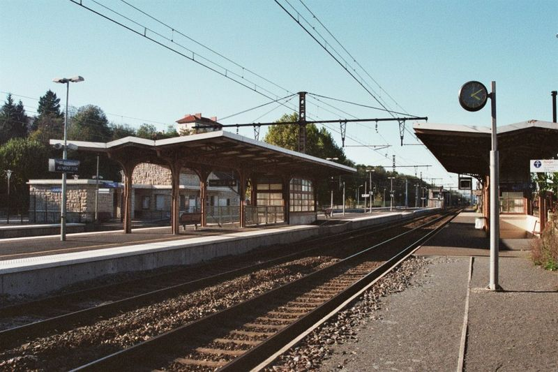 gare de germain au mont d or horaires en gare de germain au mont d or