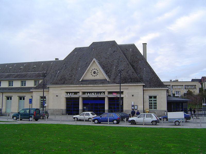 Gare de saint l horaires en gare de saint l for Horaire piscine st lo