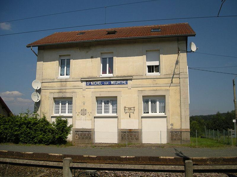 Gare de saint michel sur meurthe horaires en gare de - Piscine de saint michel sur orge ...