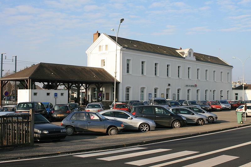 Gare de savenay horaires en gare de savenay for Piscine savenay