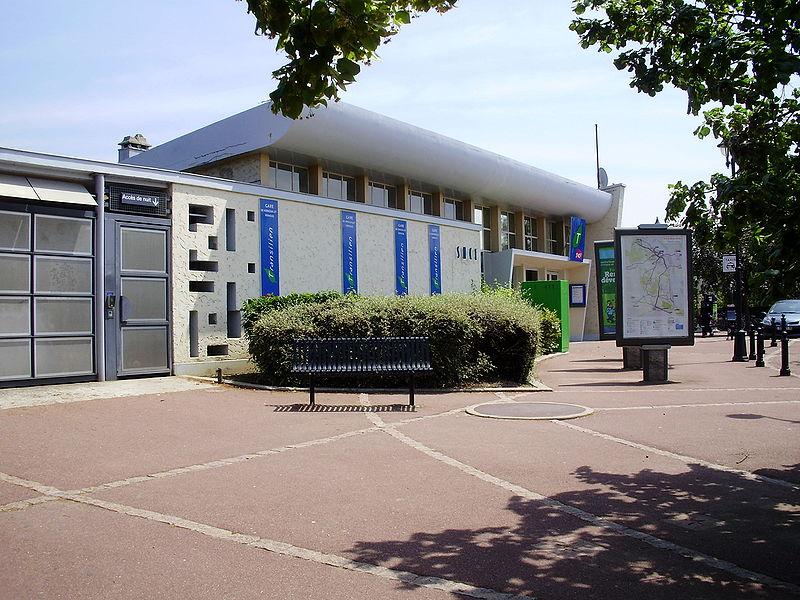 Gare de vernouillet verneuil horaires en gare de for Idee deco verneuil sur seine
