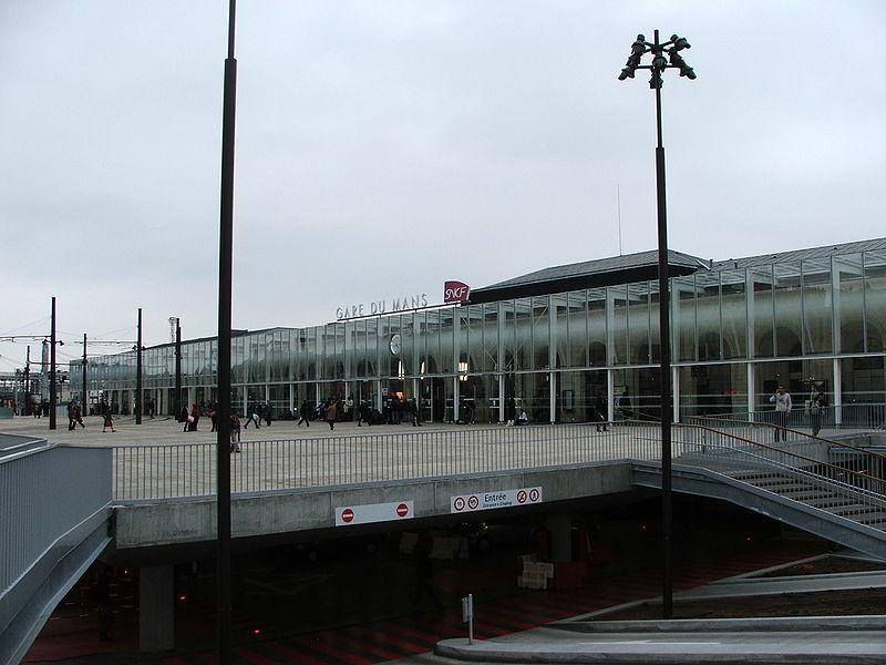 Gare du Mans - Horaires des trains SNCF