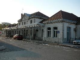 Gare de lons le saunier horaires en gare de lons le saunier for Lons le saunier code postal