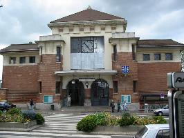 Gare de massy palaiseau horaires en gare de massy - Massy code postal ...