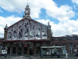 Gare de tourcoing horaires en gare de tourcoing for Horaire kreabel tourcoing